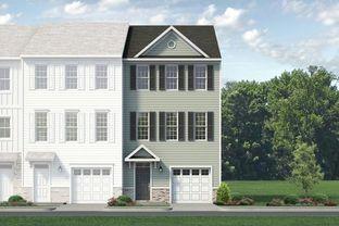 Westbrook A - IronBridge Townhomes: Chester, Virginia - Main Street Homes