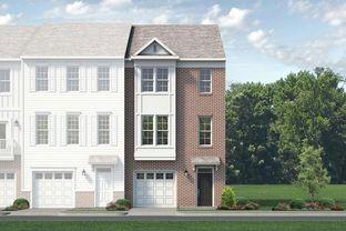 Westbrook B - IronBridge Townhomes: Chester, Virginia - Main Street Homes
