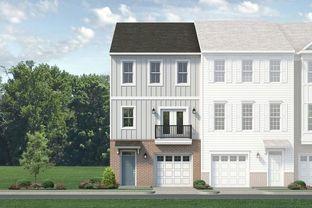 Westbrook C - IronBridge Townhomes: Chester, Virginia - Main Street Homes