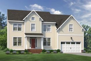 Brookshire - Bishops Park: Mechanicsville, Virginia - Main Street Homes