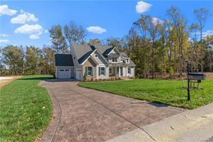 Augusta - Meadowville Landing: Chester, Virginia - Main Street Homes