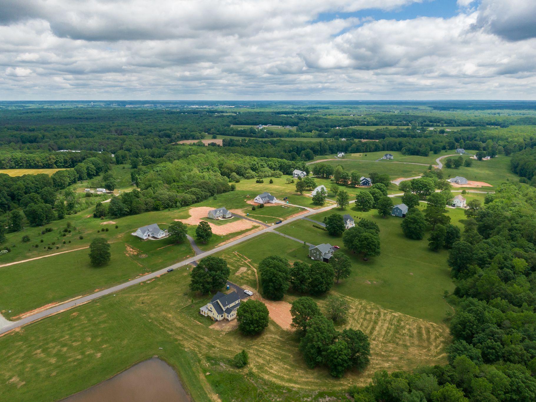 'Tilman's Farm' by Main Street Homes in Richmond-Petersburg