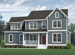 Jefferson - Tilman's Farm: Powhatan, Virginia - Main Street Homes