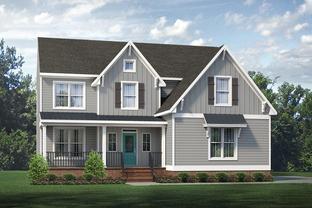 Waverly II - Tilman's Farm: Powhatan, Virginia - Main Street Homes