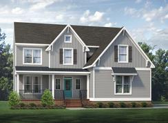 Waverly II - Brickshire: Providence Forge, Virginia - Main Street Homes