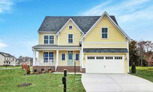 Waverly II - Bishops Park: Mechanicsville, Virginia - Main Street Homes