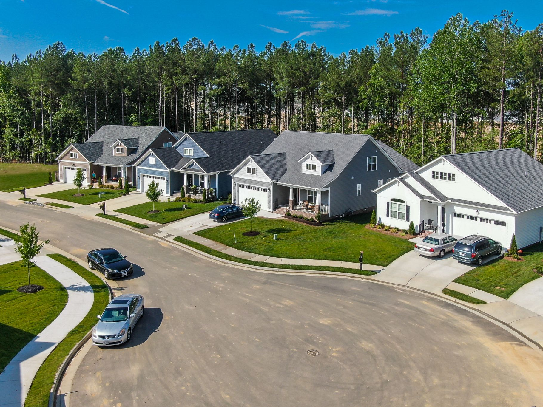 'Harpers Mill - Fishers Green' by Main Street Homes in Richmond-Petersburg