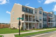 Cosby Village 3-Story Townhomes by Main Street Homes in Richmond-Petersburg Virginia