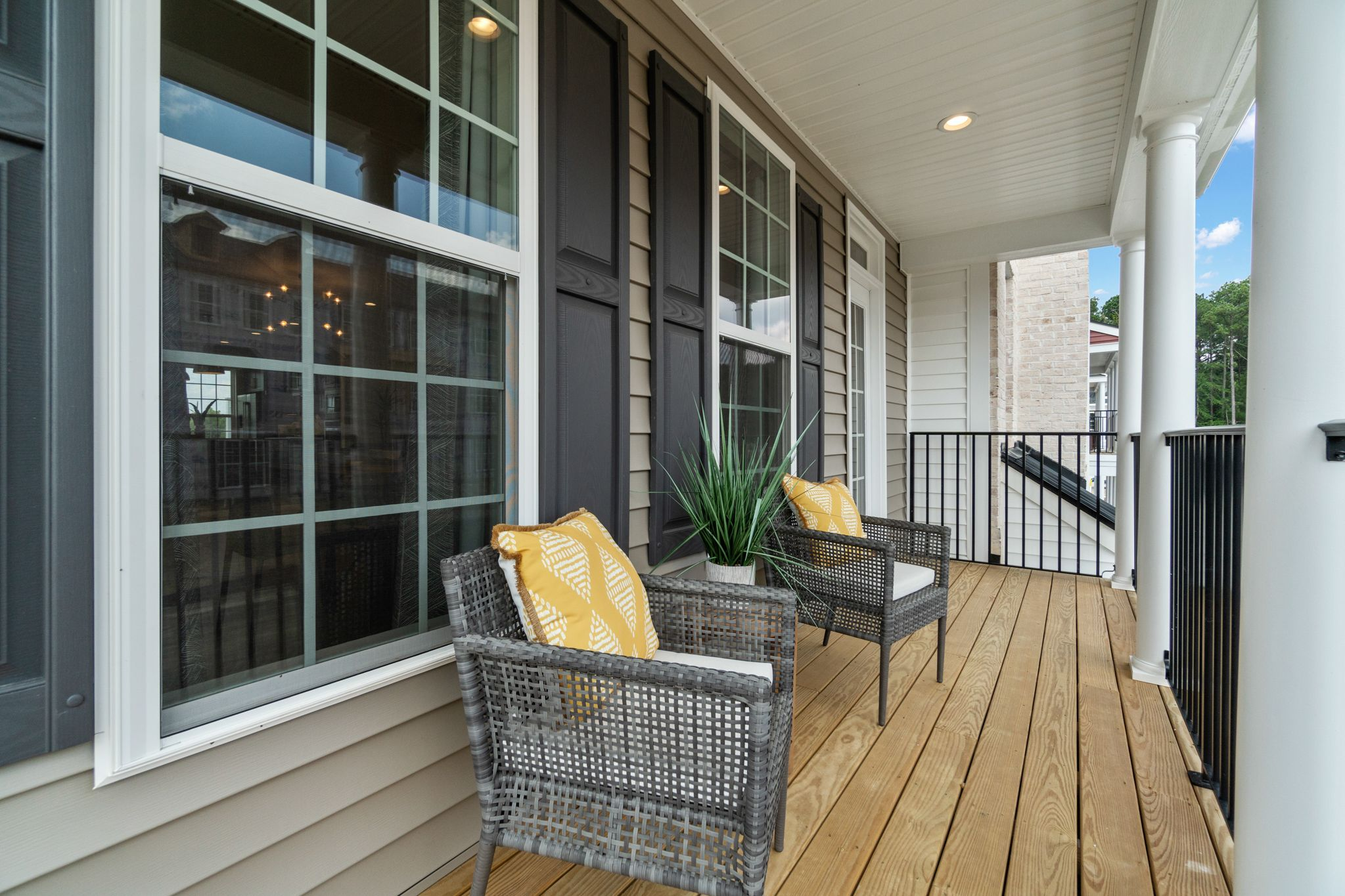 Exterior featured in the Grove By Main Street Homes in Richmond-Petersburg, VA
