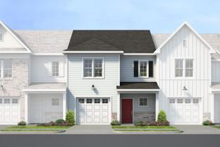 Parkwood C - IronBridge Townhomes: Chester, Virginia - Main Street Homes