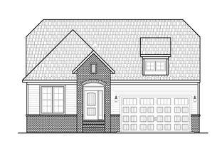 Ashley I - Villa - Villas at Cool Springs: Mechanicsville, Virginia - Main Street Homes