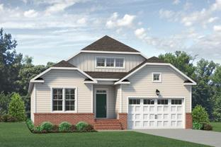 Caroline - Villa - Villas at Cool Springs: Mechanicsville, Virginia - Main Street Homes