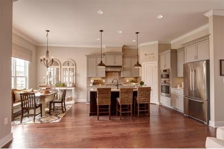 Kitchen-in-Treyburn III-at-Harpers Mill-in-Chesterfield