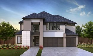 Fairwater by Main Vue Homes in Dallas Texas