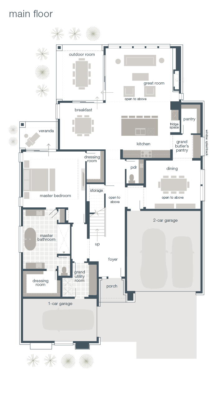 Main Floor Plan - Brighton Q3