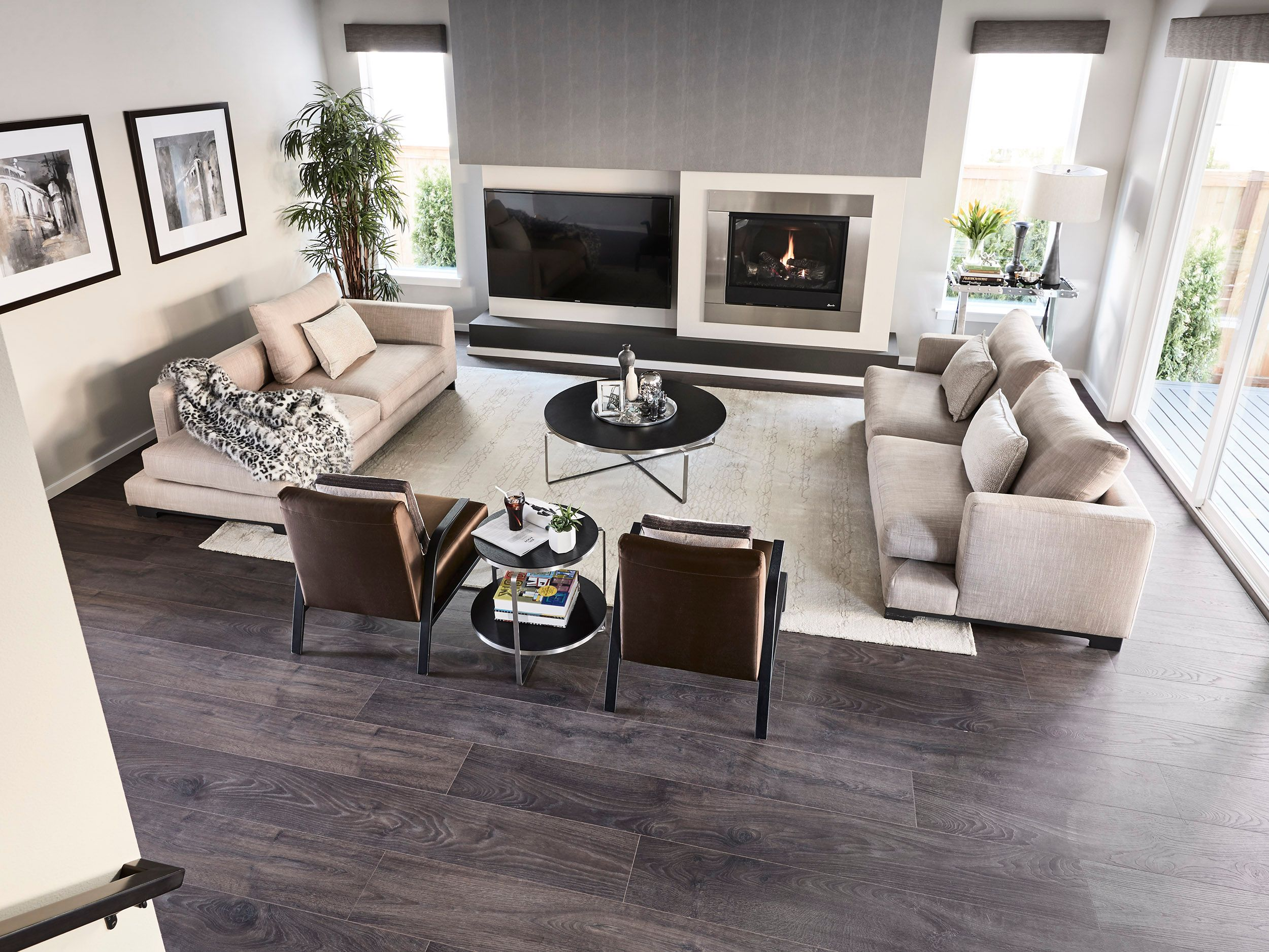 Living Area featured in the Hudson By MainVue Homes in Bremerton, WA