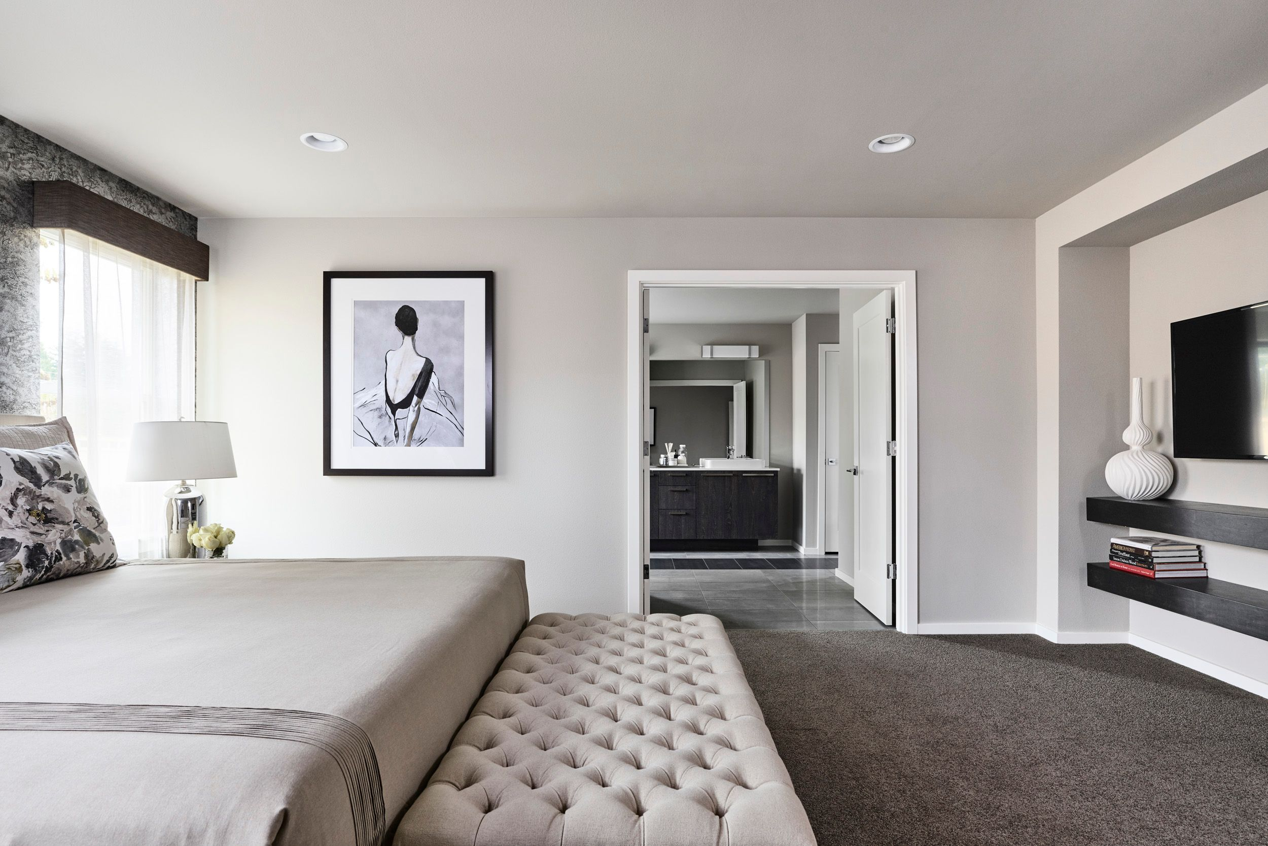 Bedroom featured in the Hudson By MainVue Homes in Seattle-Bellevue, WA