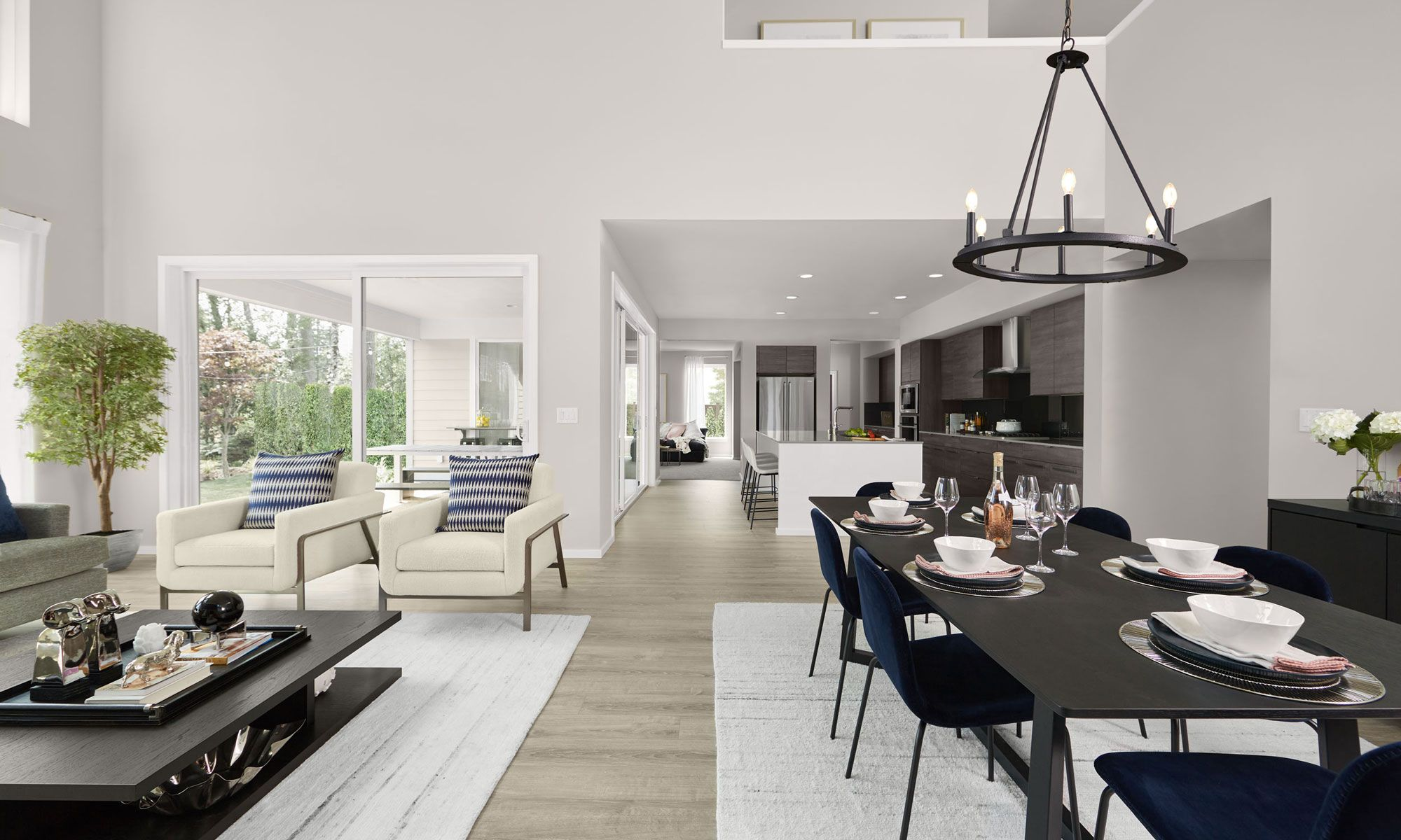 Living Area featured in the Avoca By MainVue Homes in Seattle-Bellevue, WA