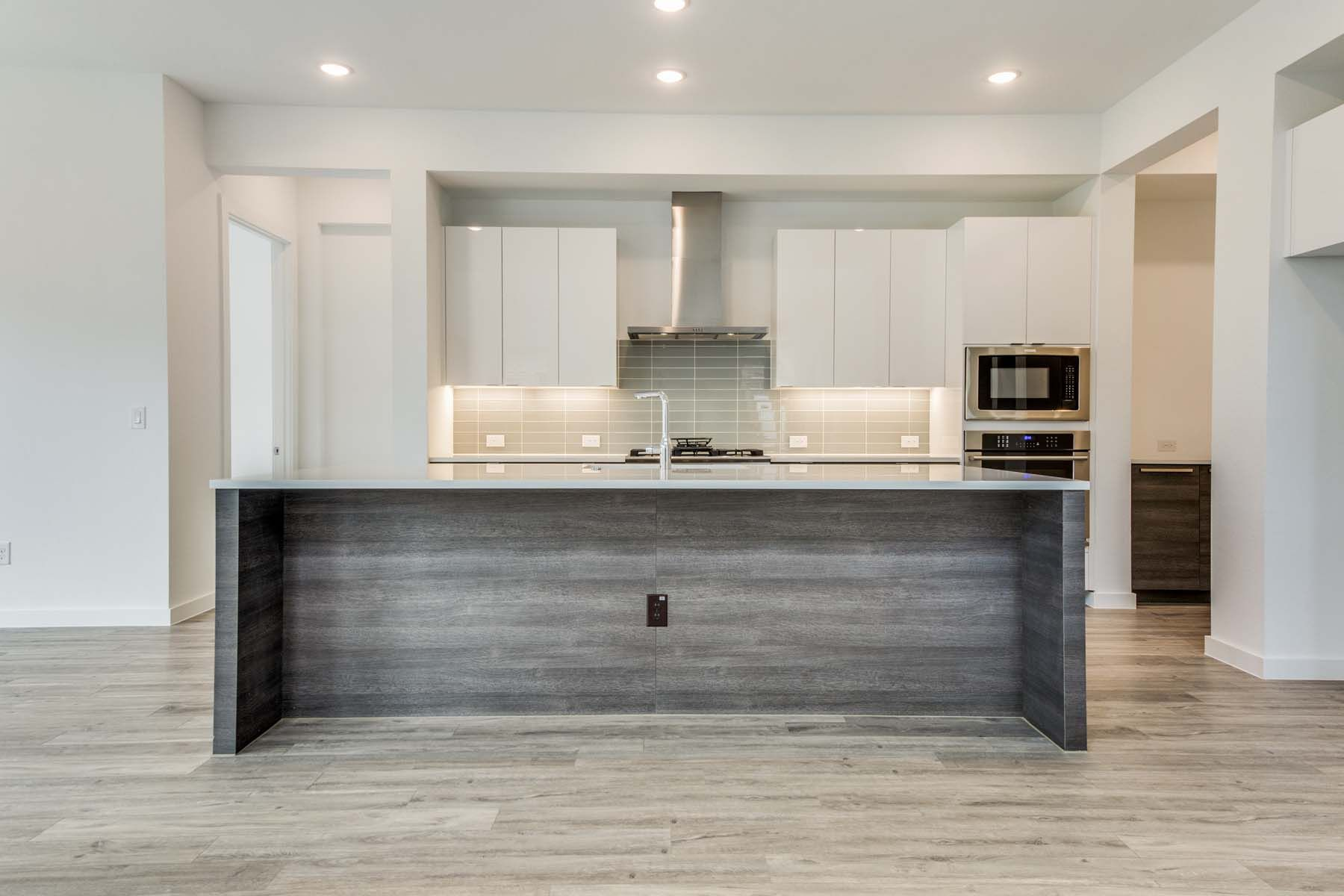 Kitchen featured in the Iona By MainVue Homes in Dallas, TX