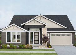 Kingston V2 - MainVue at Mccormick: Port Orchard, Washington - MainVue Homes