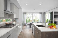Kanim Grove by MainVue Homes in Seattle-Bellevue Washington