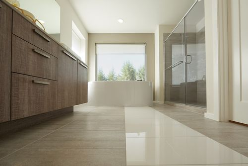Bathroom-in-Avoca-at-MainVue at Mccormick-in-Port Orchard