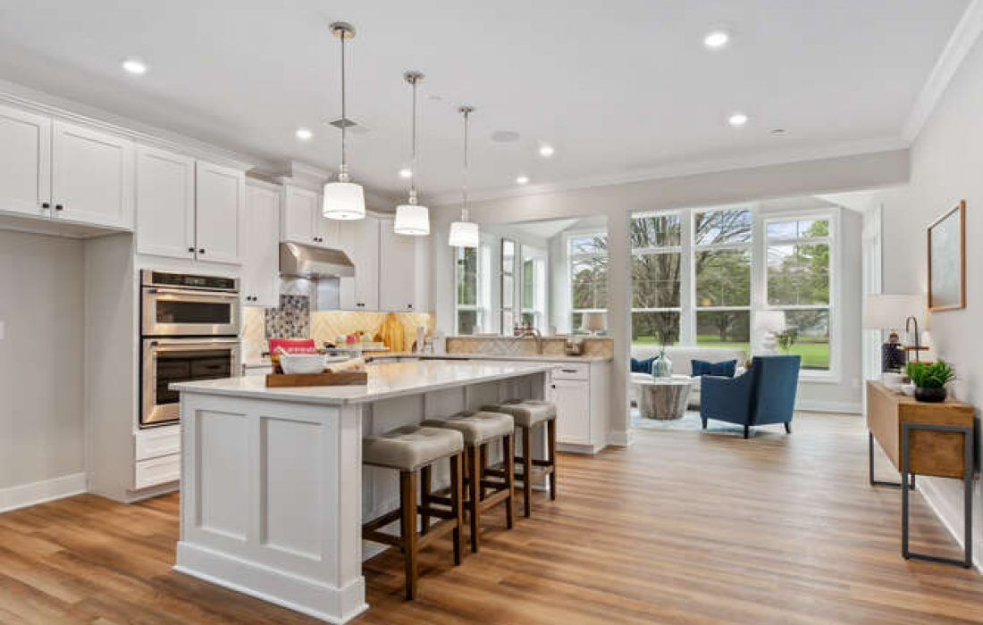 Kitchen featured in The Augusta with Loft By Mallard Homes in Eastern Shore, MD