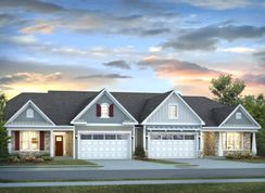 The Pebble Beach - The Enclave at Prospect Bay Country Club: Grasonville, Maryland - Mallard Homes
