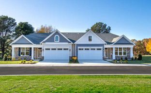 The Enclave at Prospect Bay Country Club by Mallard Homes in Eastern Shore Maryland