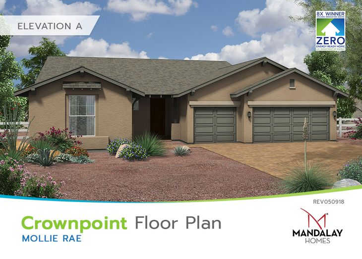 Crownpoint:Elevation A