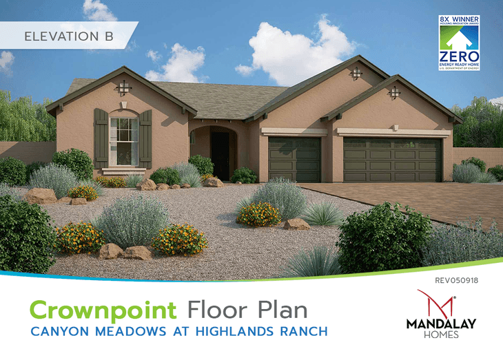 Crownpoint:Elevation B