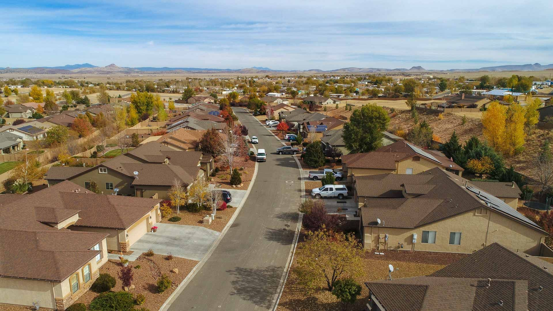 Highlands Ranch In Chino Valley Az New Homes By
