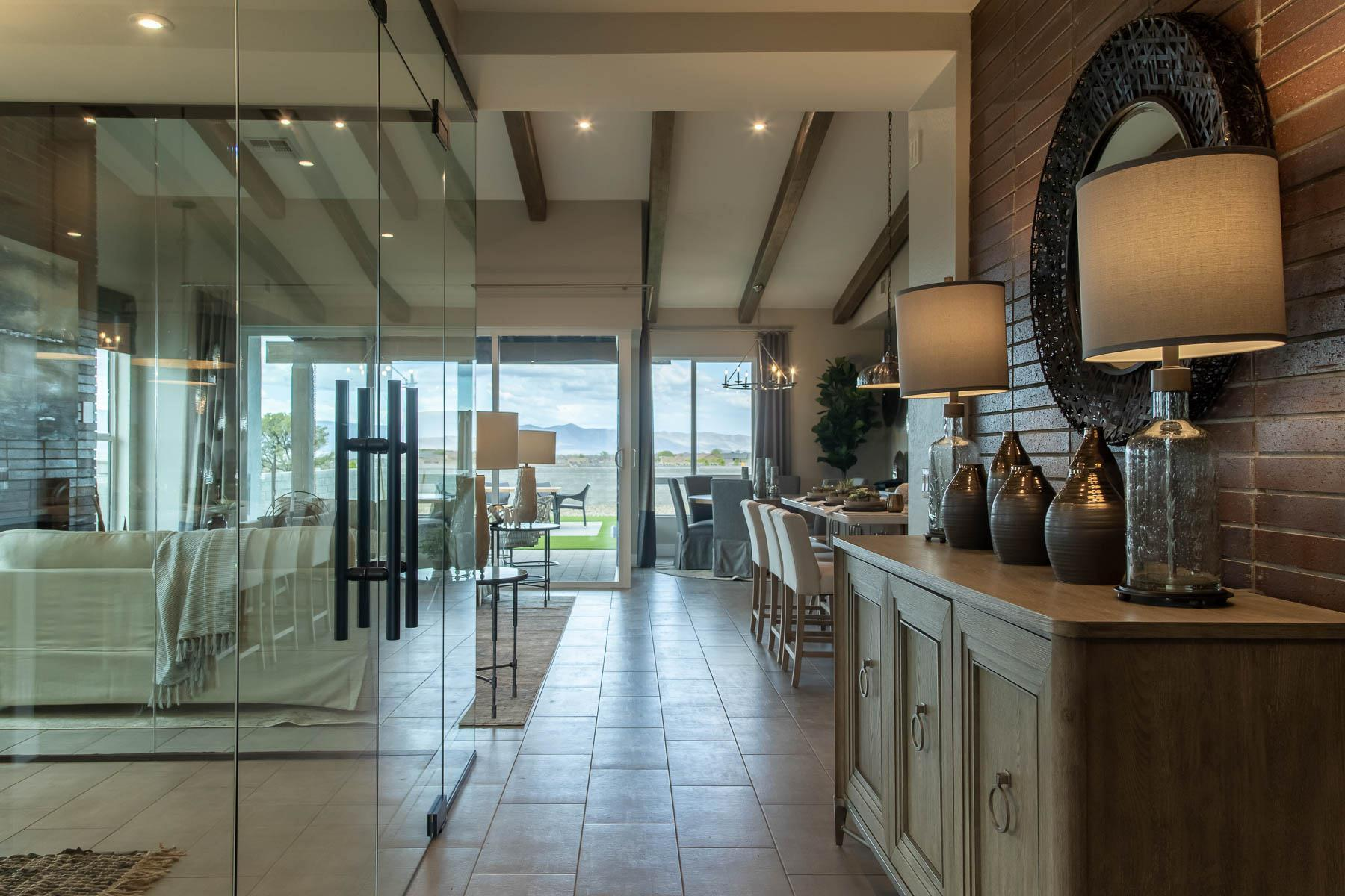 Living Area featured in the J603 By Mandalay Homes in Prescott, AZ