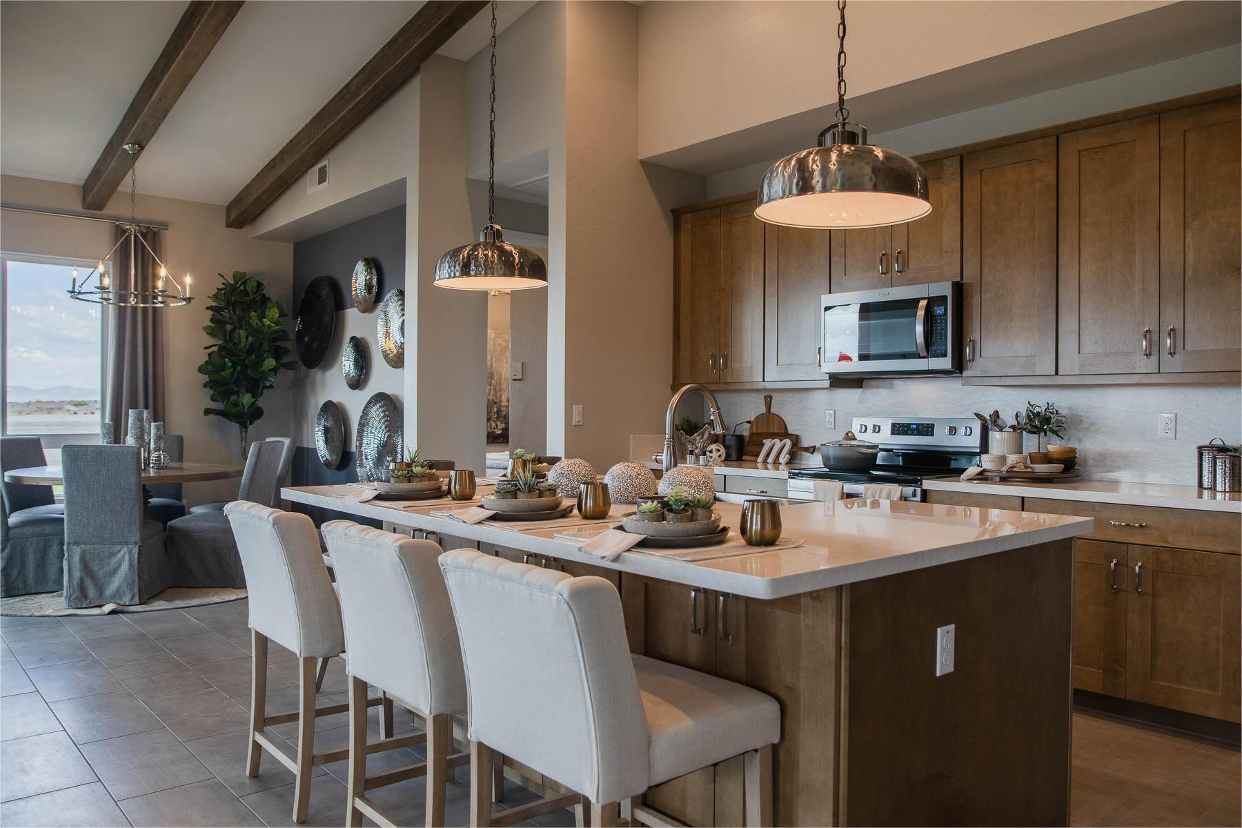 Kitchen featured in the J603 By Mandalay Homes in Prescott, AZ