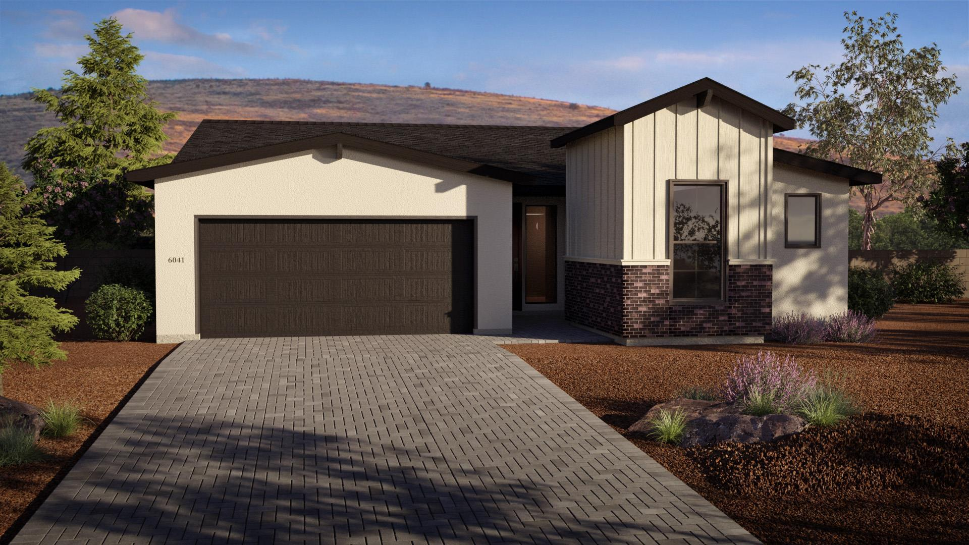 Exterior featured in the J604 By Mandalay Homes in Prescott, AZ