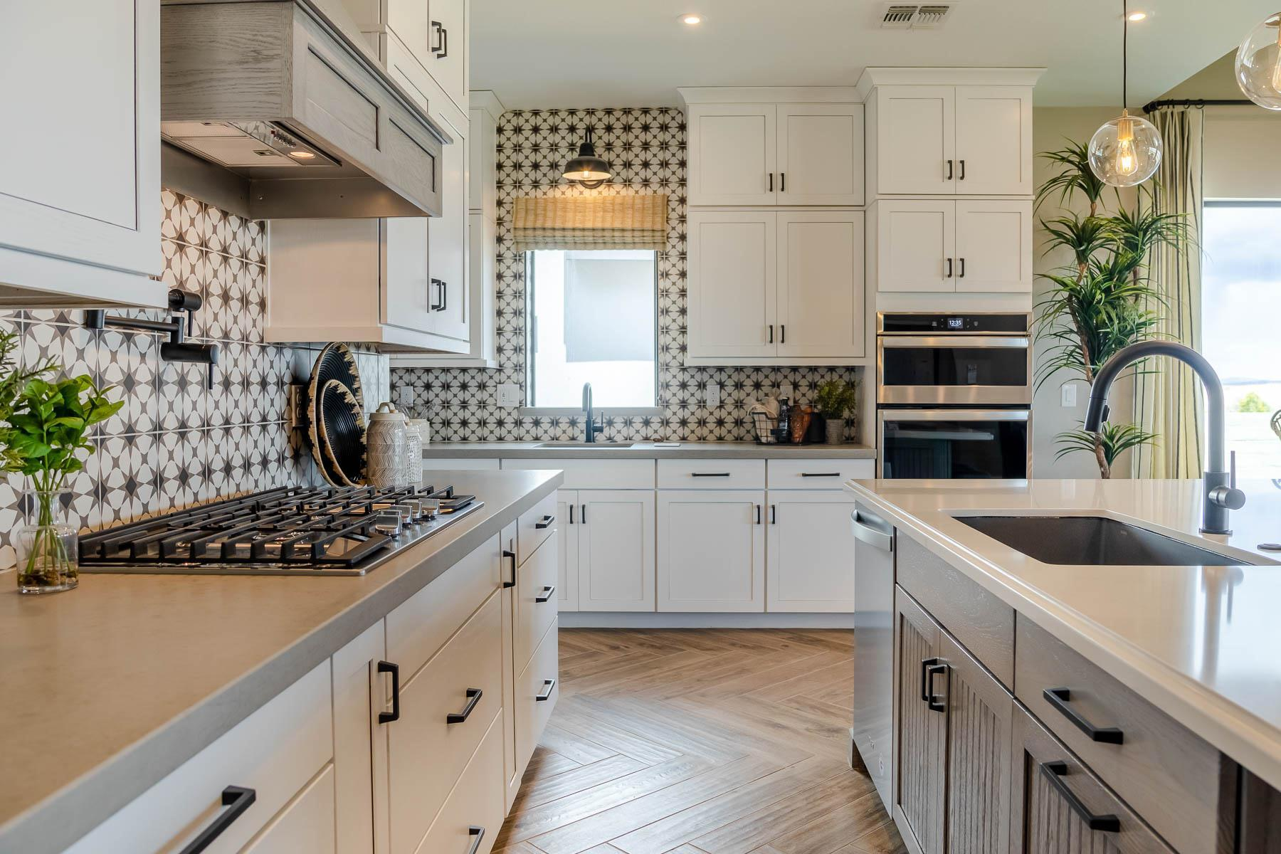 Kitchen featured in the J604 By Mandalay Homes in Prescott, AZ