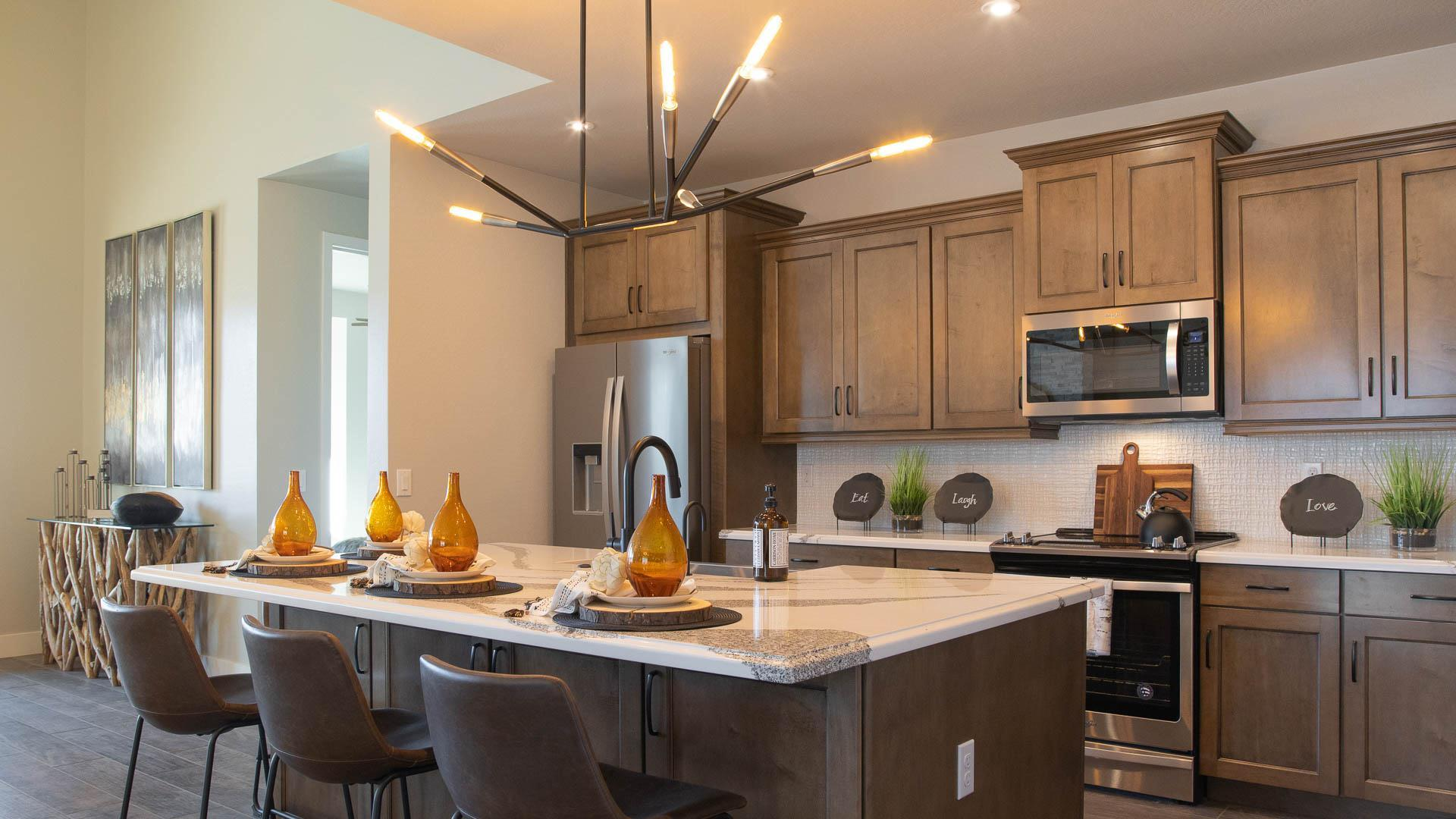Kitchen featured in the J605 By Mandalay Homes in Prescott, AZ