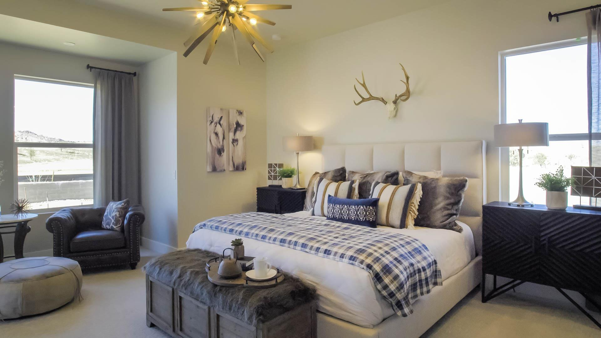 Bedroom featured in the J605 By Mandalay Homes in Prescott, AZ