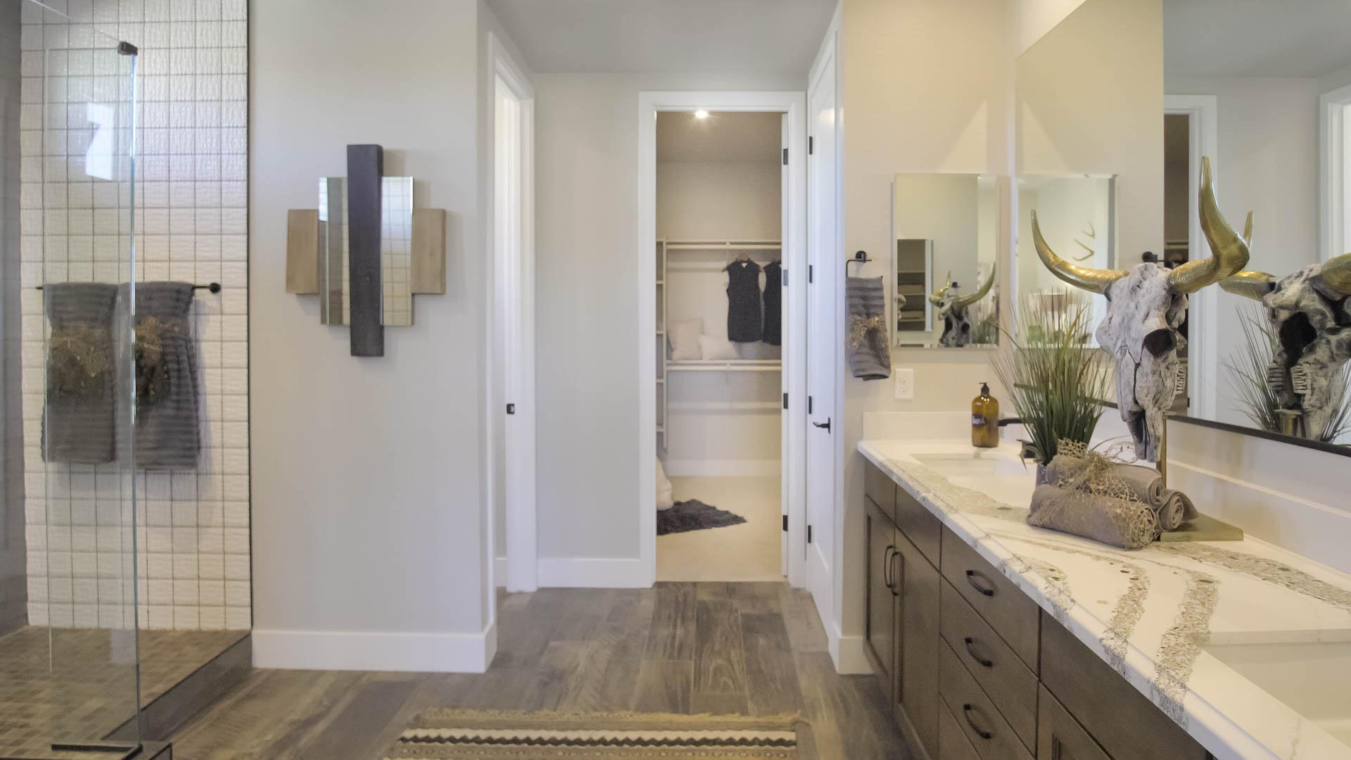 Bathroom featured in the J605 By Mandalay Homes in Prescott, AZ