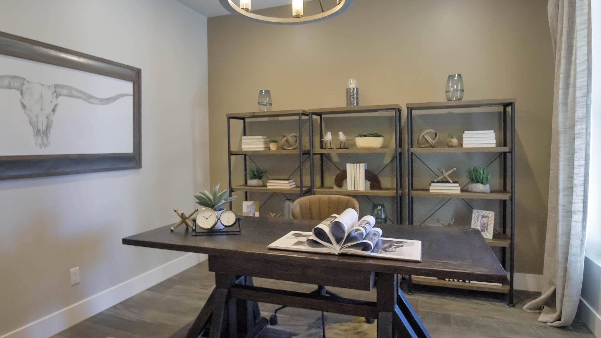 Living Area featured in the J605 By Mandalay Homes in Prescott, AZ