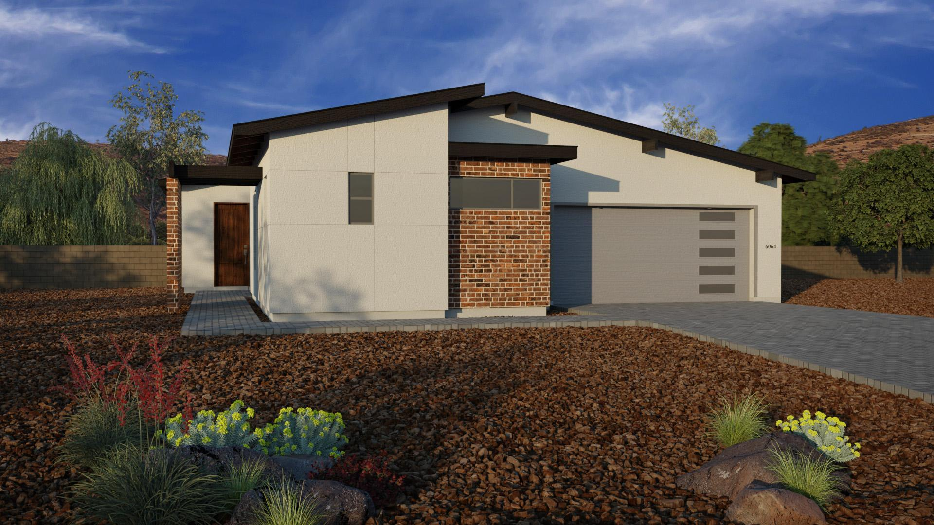 Exterior featured in the J606 By Mandalay Homes in Prescott, AZ