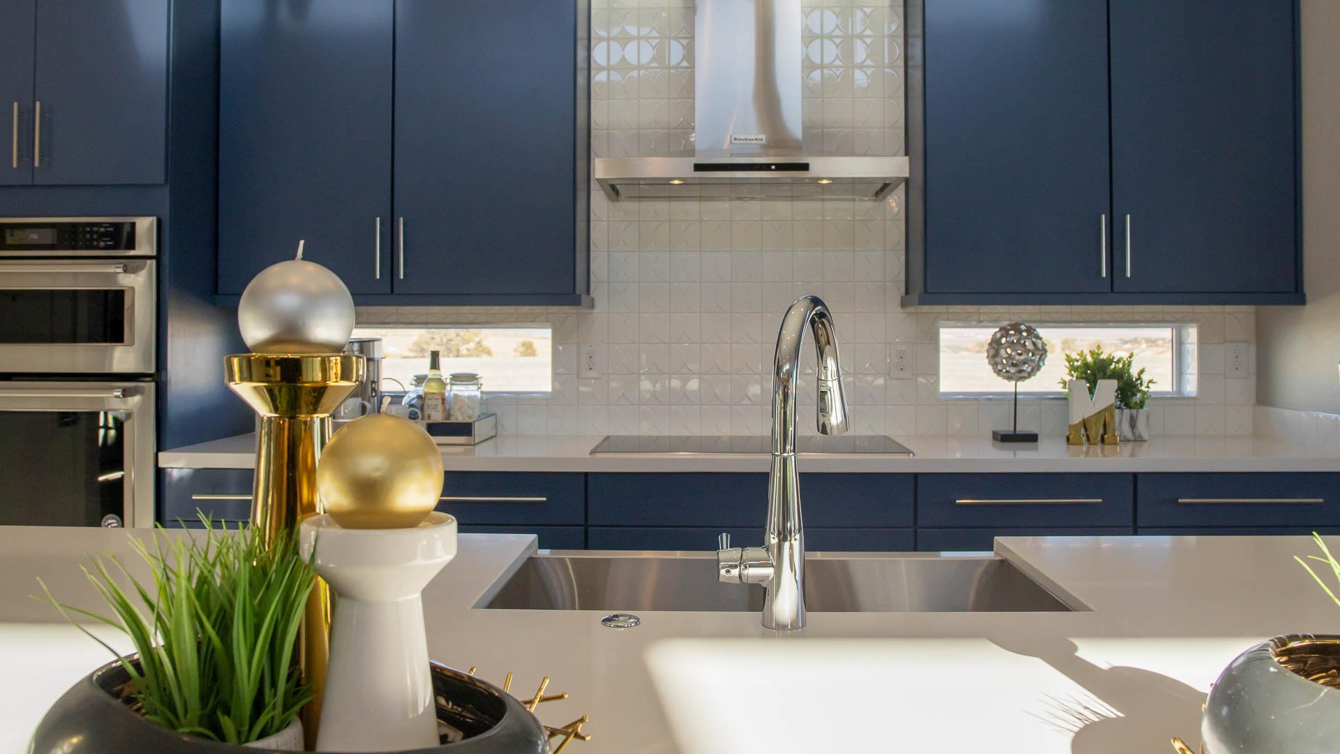 Kitchen featured in the J606 By Mandalay Homes in Prescott, AZ