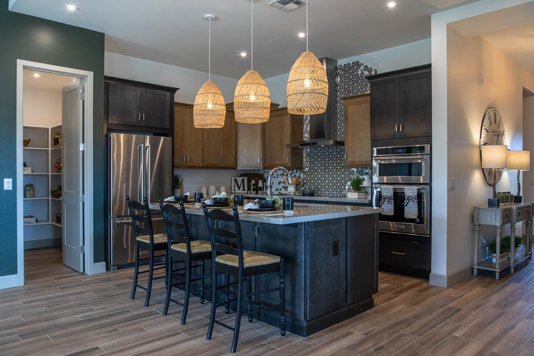 Kitchen featured in the J704 By Mandalay Homes in Prescott, AZ