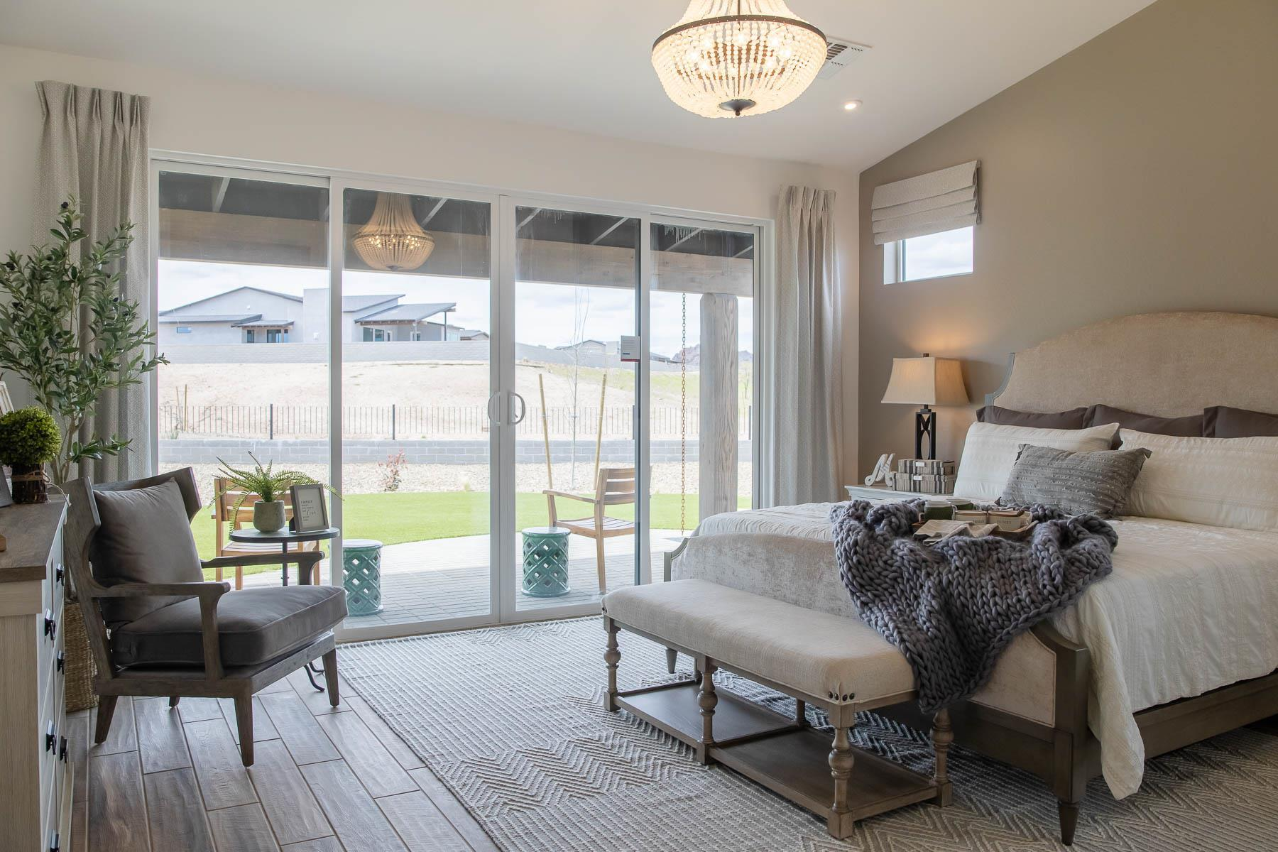 Bedroom featured in the J704 By Mandalay Homes in Prescott, AZ