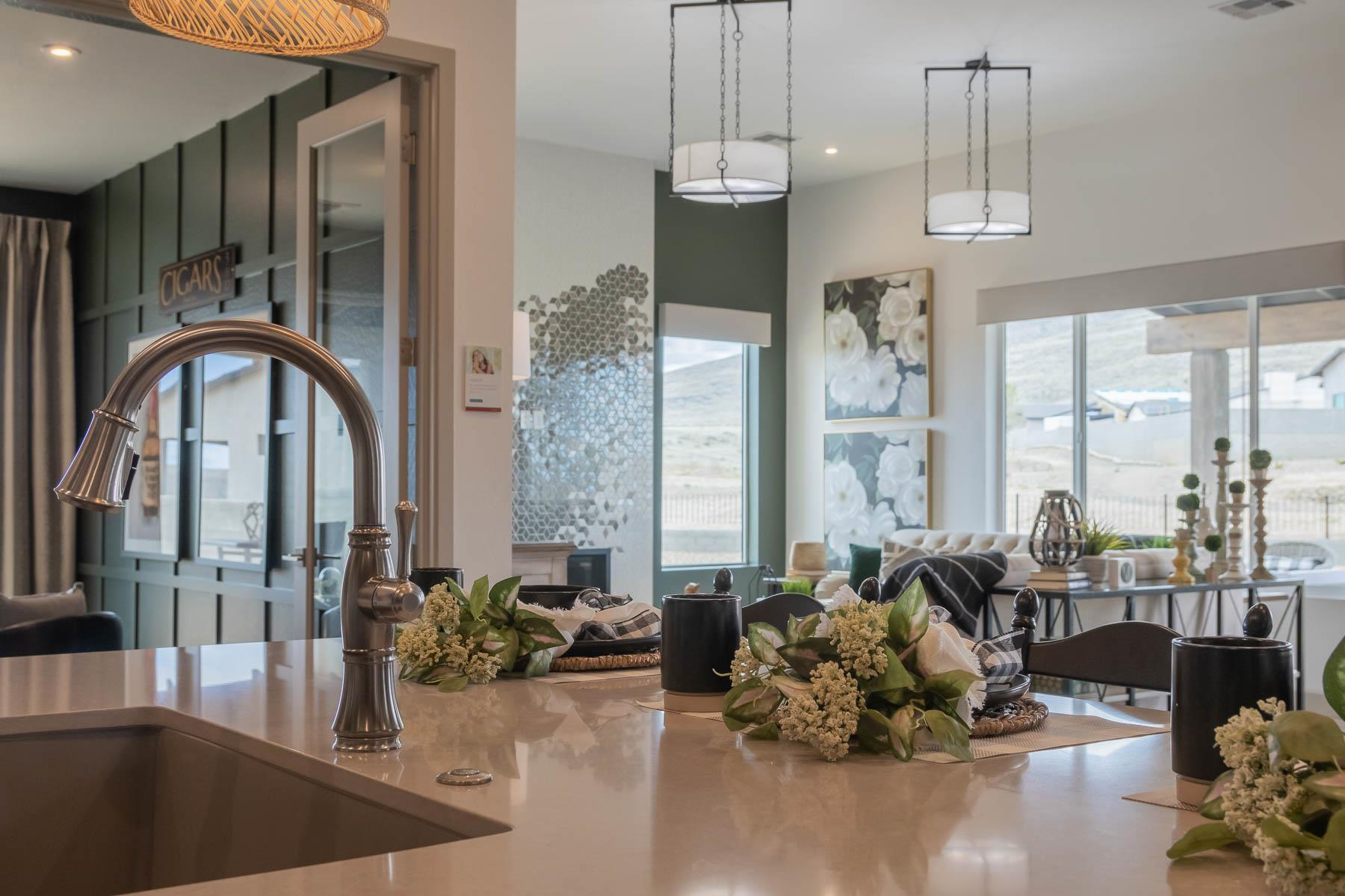 Living Area featured in the J704 By Mandalay Homes in Prescott, AZ