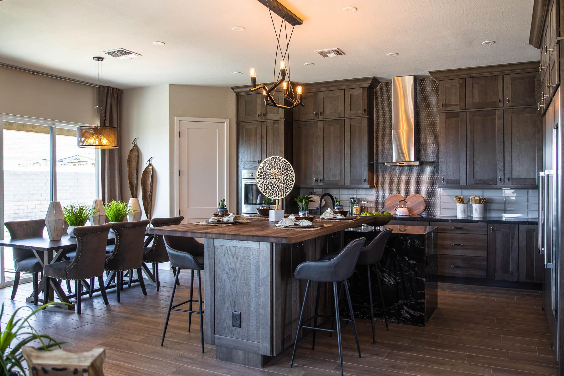 Kitchen featured in the J706 By Mandalay Homes in Prescott, AZ