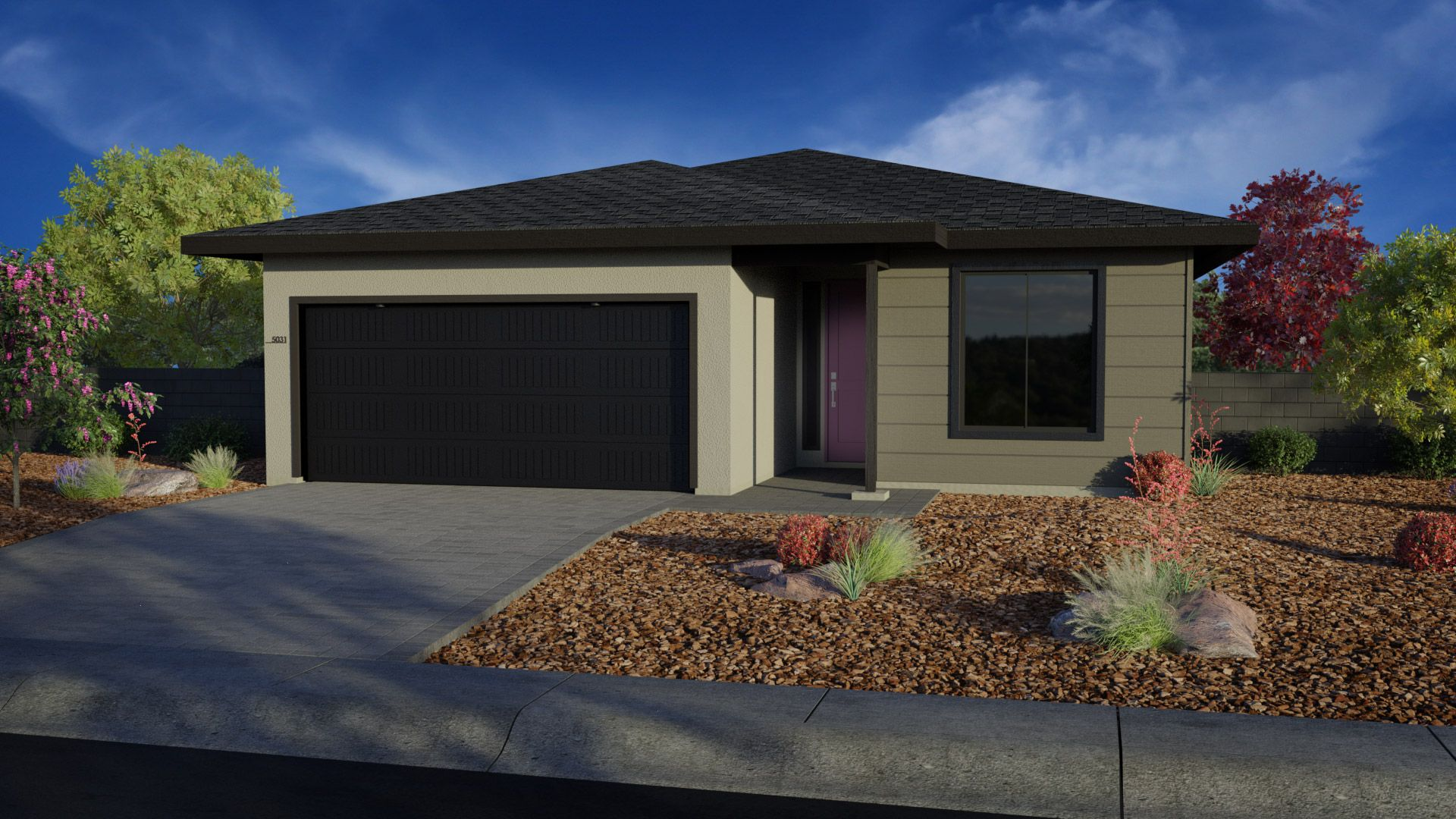 Exterior featured in the J501 By Mandalay Homes in Prescott, AZ