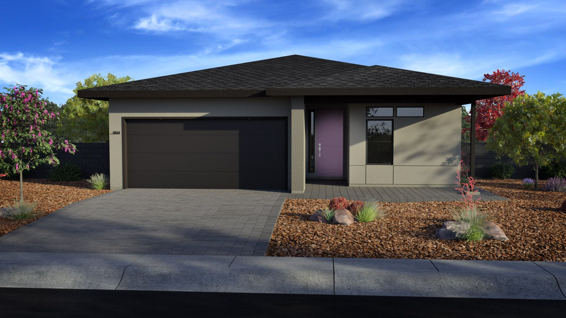 Exterior featured in the J503 By Mandalay Homes in Prescott, AZ