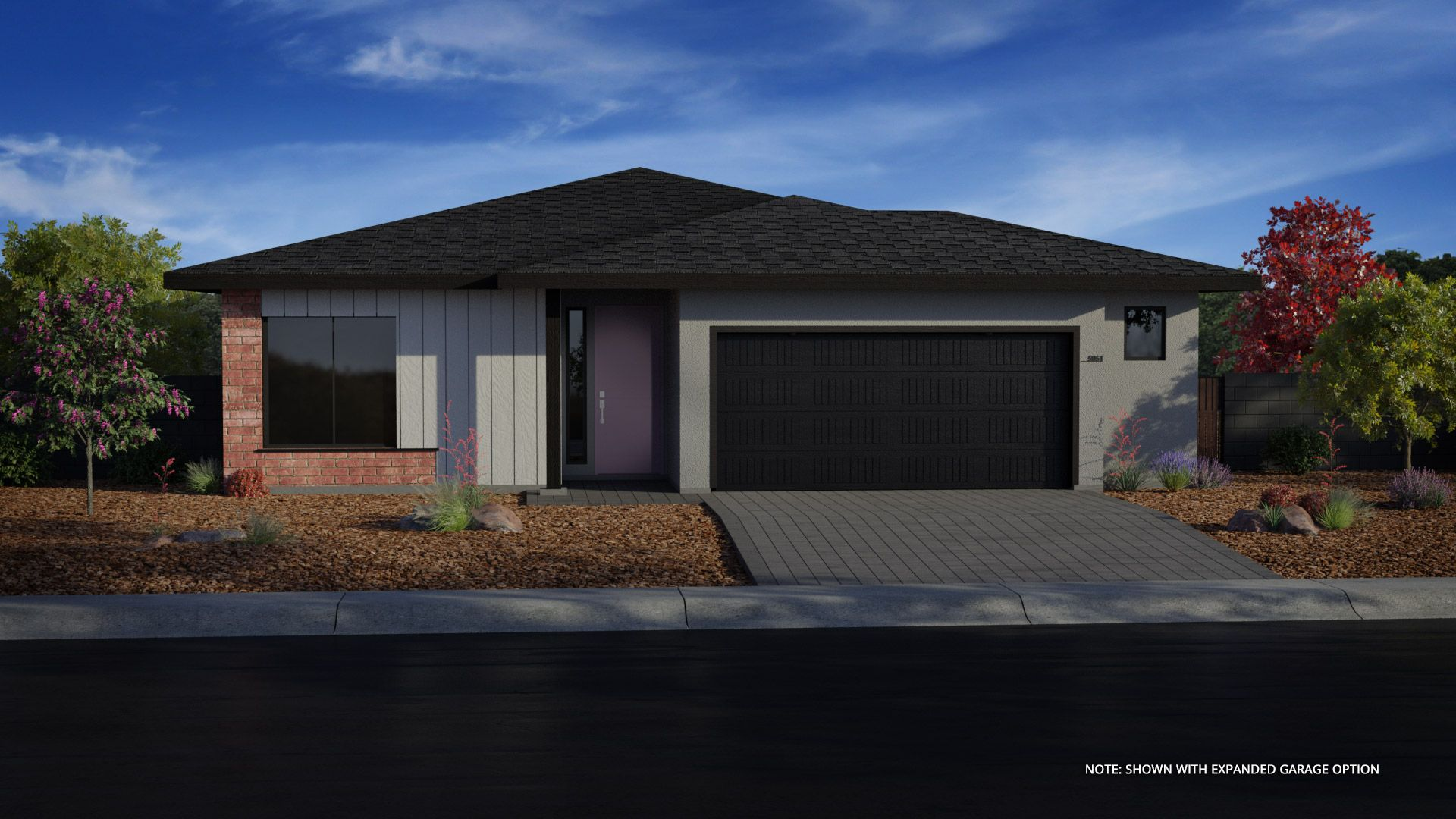 Exterior featured in the J505 By Mandalay Homes in Prescott, AZ