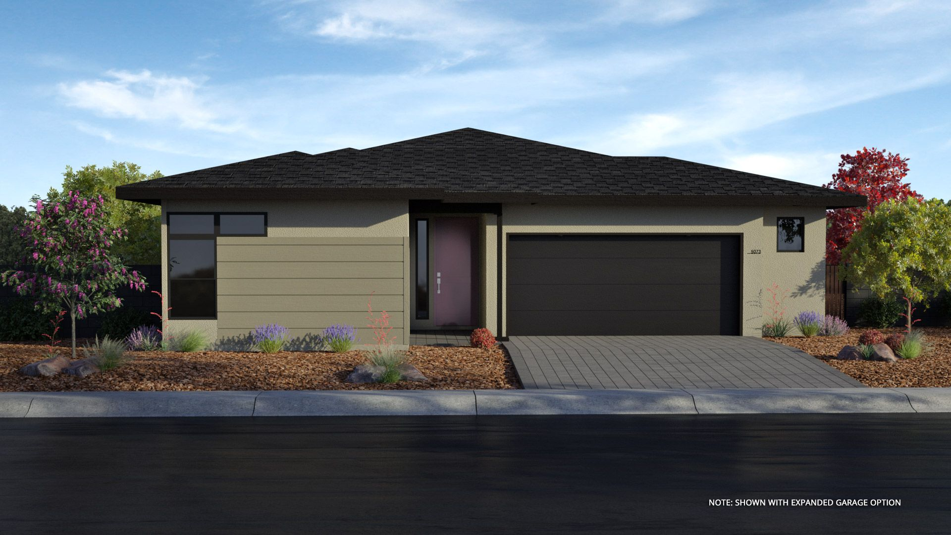 Exterior featured in the J507 By Mandalay Homes in Prescott, AZ